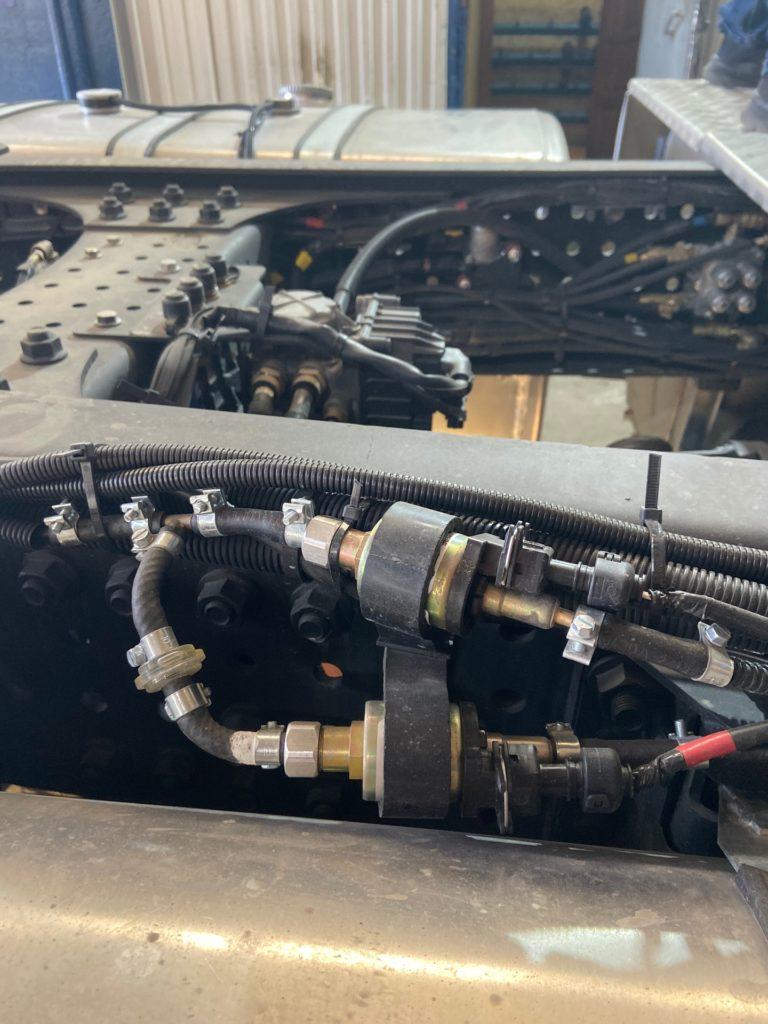 КАМАЗ-54901 — тестовая эксплуатация!