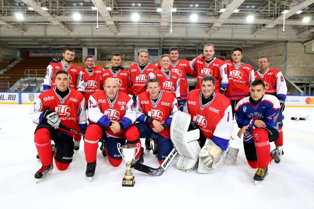 Хоккейный сезон 2019-2020гг. завершен победой!