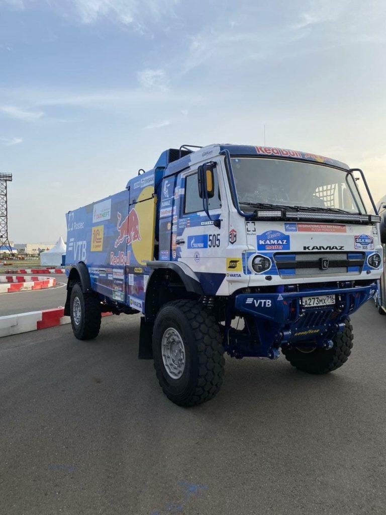 Конкурс «КАМАЗ К5 – экономичное и безопасное вождение»